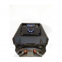 Караоке тонколона Smart Technology KTS-1054, Вграден акумулатор, МП3, SD карта, Флашка, Блутут , Микрофон