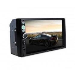 Универсален Двоен Дин Double Din 7012B, Радио, MP3, MP4, USB, SD карта, Bluetooth