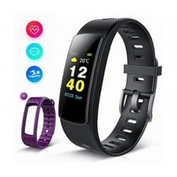 Водоустойчива смарт гривна Smart technology I6 HRC, Пулс