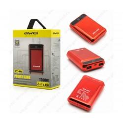 Външна преносима батерия Awei P54K, 10000 mAh