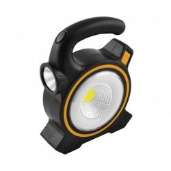 Преносима соларна COB работна лампа с фенер Cob Work Lights JY-819A