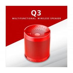 Мощна блутут MP3 колонка с поставка за GSM BT Speaker Q3