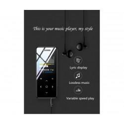 Преносим MP3, MP4 плеър Yescool X5, 16GB, Bluetooth,