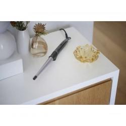 """Philips Маша за къдрене StyleCare Glam Shine 13 мм – 25 мм конусовиден накрайник Йонна грижа Обогатен с титан цилиндър Индикатор """"Готови къдрици"""""""