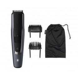 Philips Тример за подстригване на брада series 5000, 0, 2 mm прецизни настройки, Самонаточващи се метални ножчета, До 90 мин употреба/1 час зареждане, Система Lift & Trim PRO