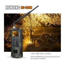 Ловна Full HD камера HC-700M/G, Нощно виждане, 3G