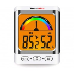 Цифров термо-хигрометър ThermoPro TP52
