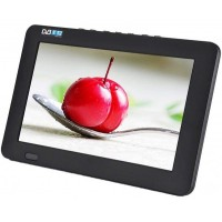 """7"""" портативен телевизор с цифров тунер DVB-T2 Smart Technology TV7, 7 инча, Мултимедия"""