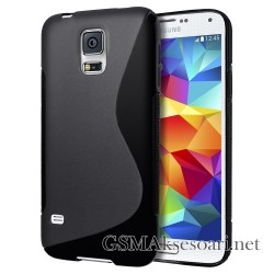 Силиконов Гръб S-Case Samsung G800 Galaxy S5 Mini