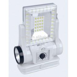 Многофункционална LED къмпинг лампа с Радио и USB Yajia YJ-5855