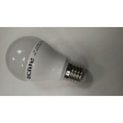 Лед лампа ACME LED Ashape A60J 7W3000K25h510lmE27