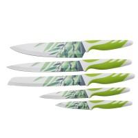 Комплект ножове 5 бр.с титаниево покритие ZEPHYR ZP 1633 K5B