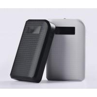 Външна мобилна акумулаторна батерия Power Bank Carbon 10000 mah