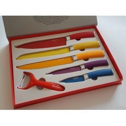 Комплект Швейцарски ножове Bachmayer Swiss Zurich BM-105 - 6 части
