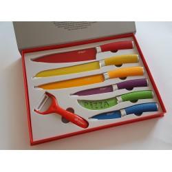Комплект Швейцарски ножове Bachmayer Swiss Zurich BM-110 - 7 части