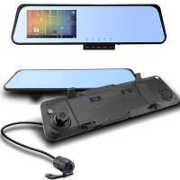 Огледало за задно виждане с вграден FULL HD видеорегистратор, камера за задно виждане и монитор Rear view Mirror
