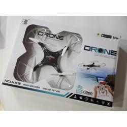 Дрон - квадрокоптер с WiFi FPV Real-Time ХХ9 2.4 GHz 6 CH RC Quadcopter с камера