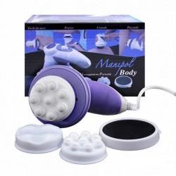 Релаксиращ и антицелулитен масажор MANIPOL BODY