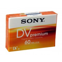 Касетa за видео камера - Sony mini DV 60