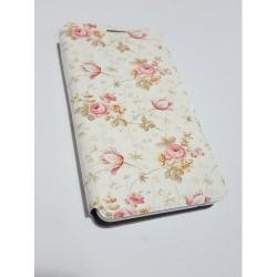 Хоризонтален Калъф Тефтер Със Стойка Book Pocket ART Flip За ONE TOUCH POP 2 PREMIUM