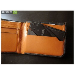 Джобен нож кредитна карта