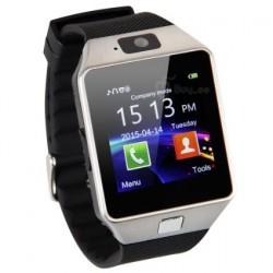 Bluetooth Смарт часовник с камера, SIM карта, 3G - Smart watch DZ09