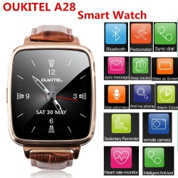 Смарт часовник с Пулсомер - Smart Watch A28