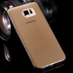 Луксозен Тънък Кожен Гръб Със Силикон TPU Leather За Samsung I9100 Galaxy Note 4