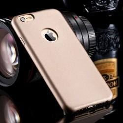 """Луксозен Тънък Кожен Гръб Със Силикон TPU Leather За IPhone 6 Plus (5.5"""")"""