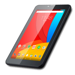 "4G Таблет Prestigio Multipad Wize 3407, 7.0"", четириядрен MT8735M 1.30 GHz, 1GB RAM, 8 GB Flash памет"