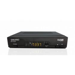 Цифров ефирен HD Приемник за ефирна телевизия SAKANO EF7337