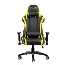 Геймърски стол RAIDMAX DRAKON Gaming Chair Black/Yellow DK706RD