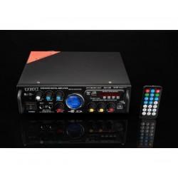 Bluetooth Караоке Усилвател за домашна употреба 2 x 150W UKC AV-399A