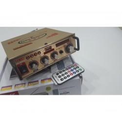 Усилвател за домашна употреба с Караоке UKC SN-909AC