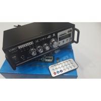 Bluetooth Караоке Усилвател за домашна употреба 2 x 60W UKC SN-806BT