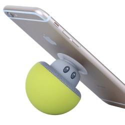 Мини Блутут колонка Гъба Mushroom Bluetooth Speaker