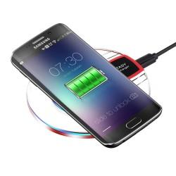 Безжично зарядно за телефони Wireless Charging Pad 3
