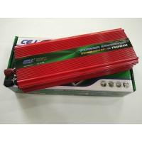 Висококачествен Инвертор на напрежение CEJ 12V - 220V 1500W