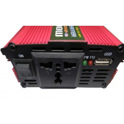 Висококачествен Инвертор на напрежение CEJ 12V - 220V 2000W