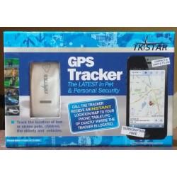 GPS тракер за локализация на изгубени или откраднати животни, деца, автомобили TKSTAR TK909