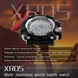 Спортен водоустойчив смарт часовник Smart Sport Watch XR05