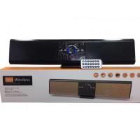 Мощна безжична блутут колона Soundbar с тъч контрол, BT и дистанционно Super Bass Speaker TG018