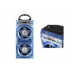 Блутут колона с радио, MP3 от флашка или карта памет MS-219BT