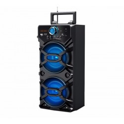 Блутут колона с радио, MP3 от флашка или карта памет MS-107BT-A