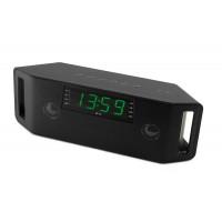Преносима колона AoDasen JY-18, Радио, Часовник, USB, SD карта, Блутут