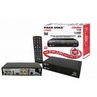 Комбиниран цифров HD приемник за Кабелна, Ефирна, IPTV телевизиия - Paco Star CT6012
