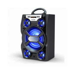 Блутут колона с радио, MP3 от флашка или карта памет MS-248BT