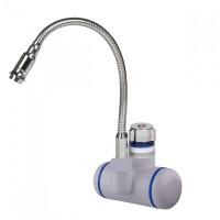 Нагревател за вода с гъвкав чучур за стена SAPIR SP 7100 CEF, 3000W, до 55°С, Хоризонтален монтаж - стена