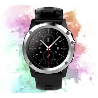 Смарт часовник с Android, 3G, WI-FI, BLUETOOTH, GPS Smart Watch H1