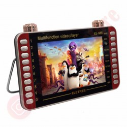 Мултифункционален видео USB плеър Eletree EL-555